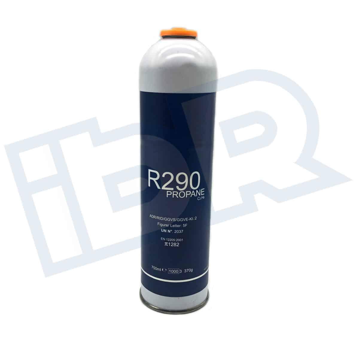 Gas Refrigerante R290