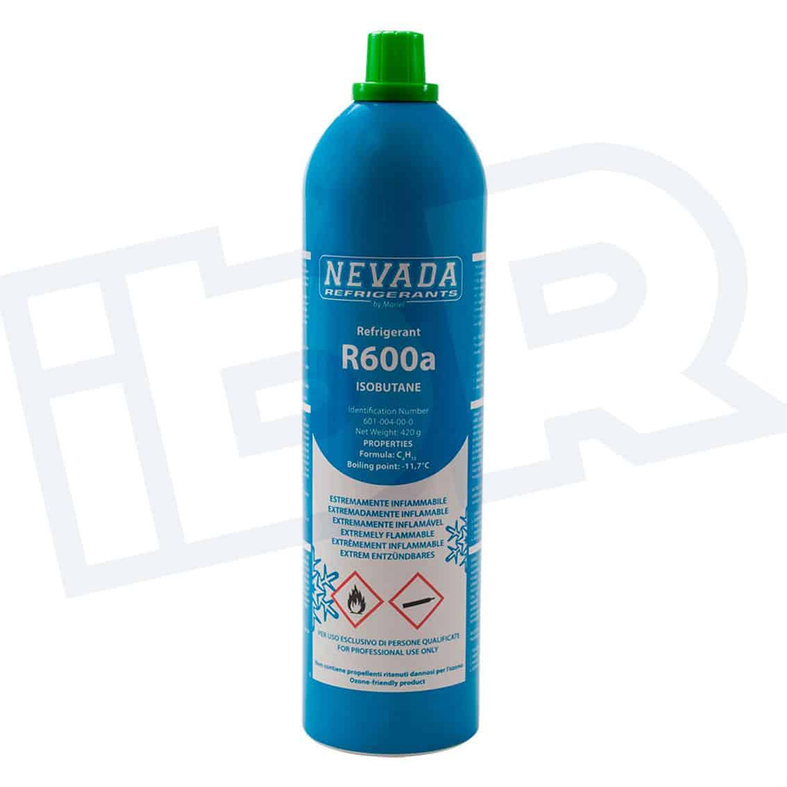 Gas Refrigerante R-600 A